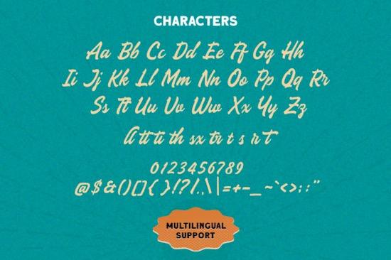 Sign Paintoh Font download