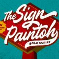Sign Paintoh Font free download