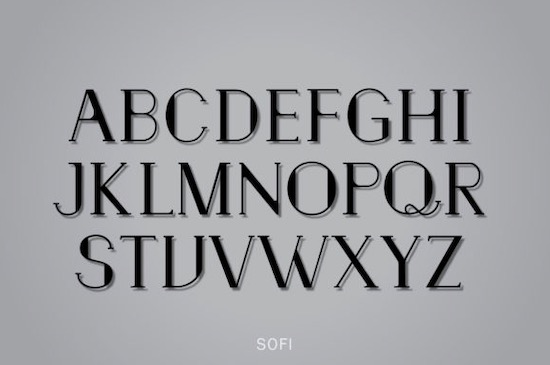 Sofi Font download