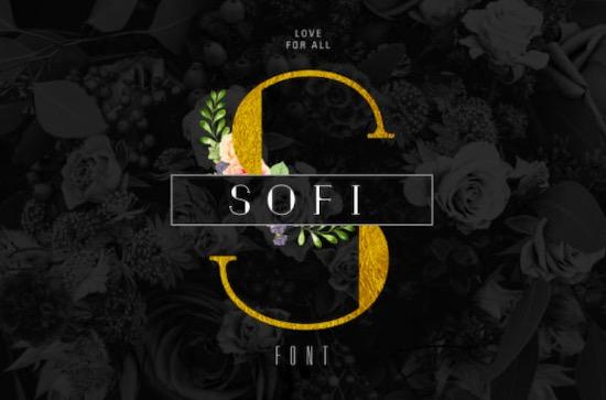 Sofi Font free download
