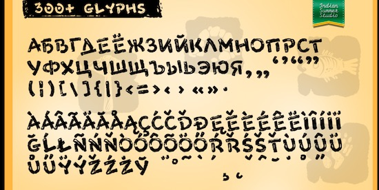 Stone Age Font free download