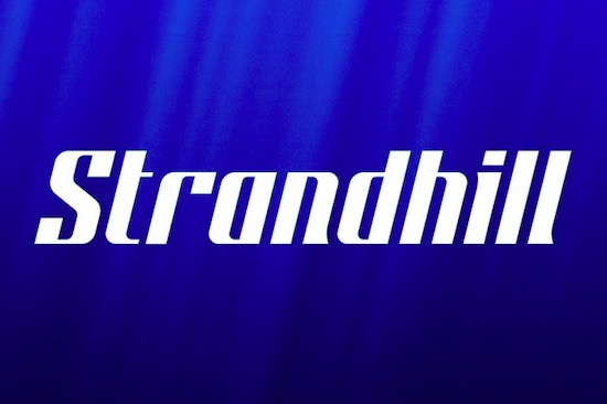 Strandhill Font