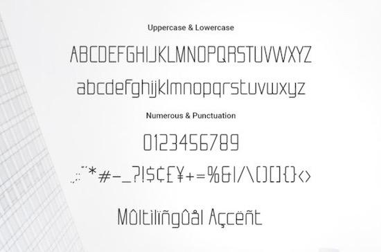 Talidia font download