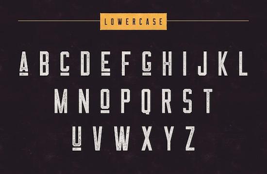 The Farmer Font free