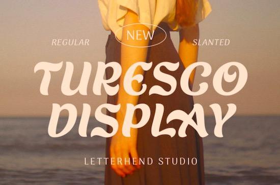 Turesco Font free download