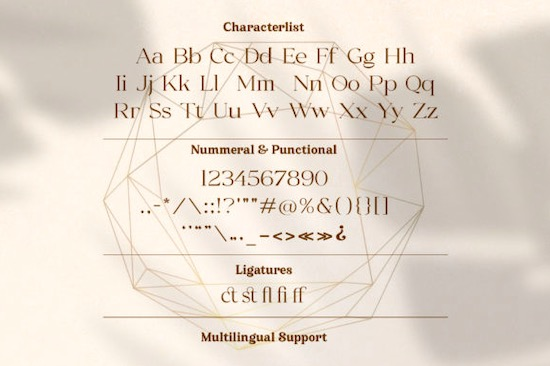 Typhone Font download