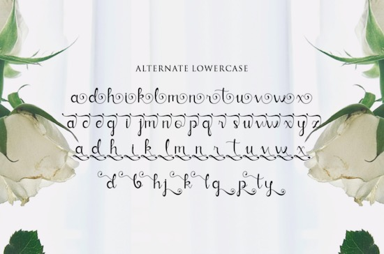 Verllina Font free