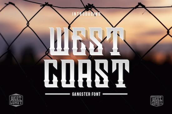 Westcoast Font download