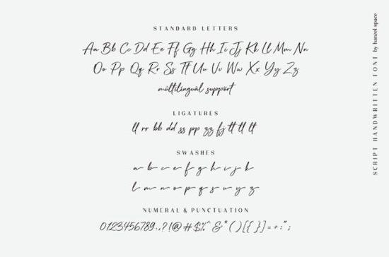 Amabillis Font download