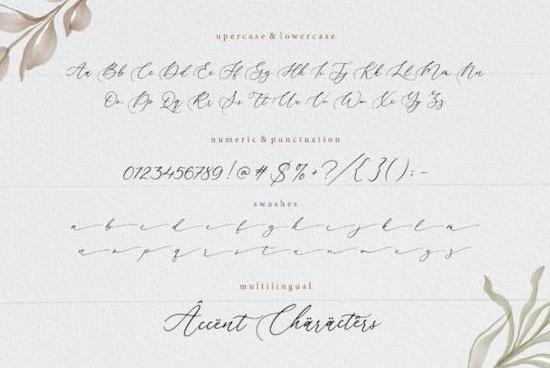 Beautica Font download