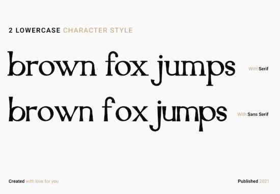 Confident Font free