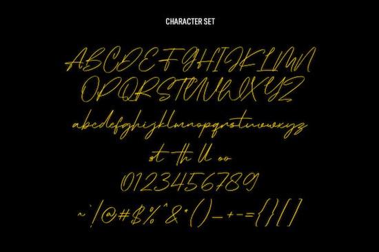 Copper Harbor Font download