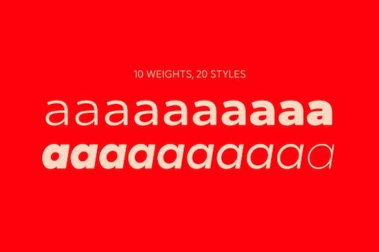 Crossten Soft Font Family free