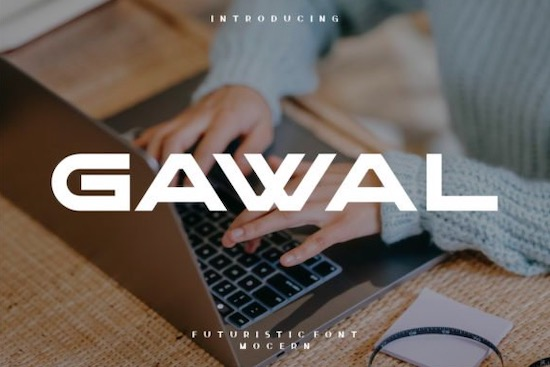 Gawal Font free download